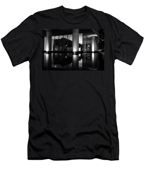 Architectural Reflecting Pool 2 Men's T-Shirt (Athletic Fit)
