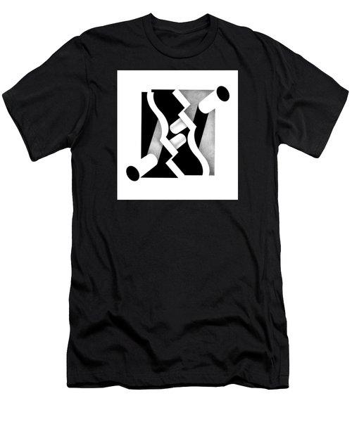 Archtectonic 1 Men's T-Shirt (Athletic Fit)