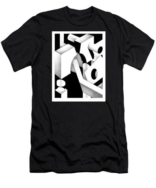Archtectonic 11 Men's T-Shirt (Athletic Fit)