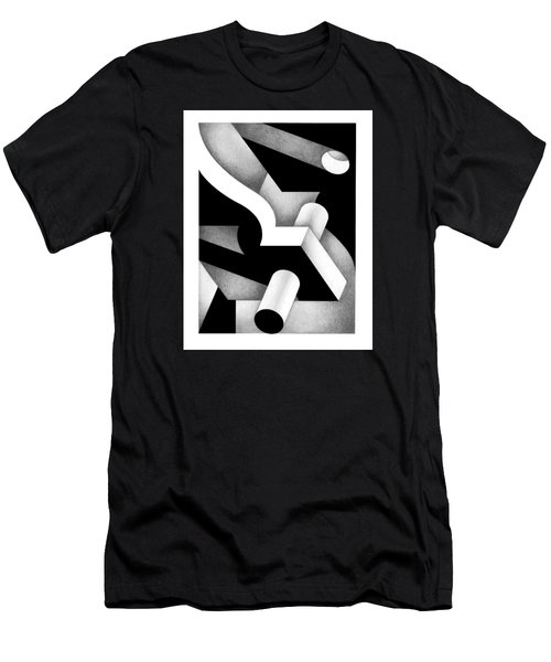 Archtectonic 12 Men's T-Shirt (Athletic Fit)