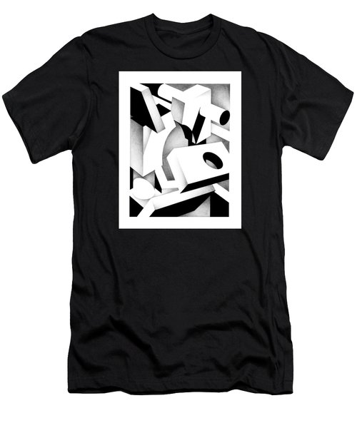 Archtectonic 2 Men's T-Shirt (Athletic Fit)