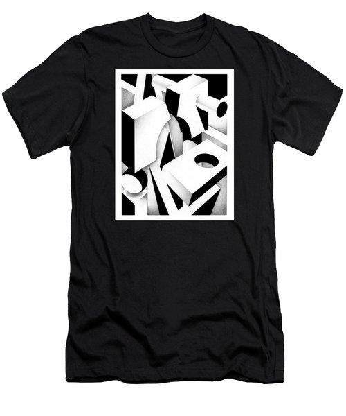 Archtectonic 3 Men's T-Shirt (Athletic Fit)