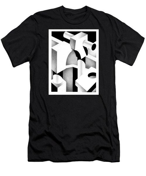 Archtectonic 6 Men's T-Shirt (Athletic Fit)