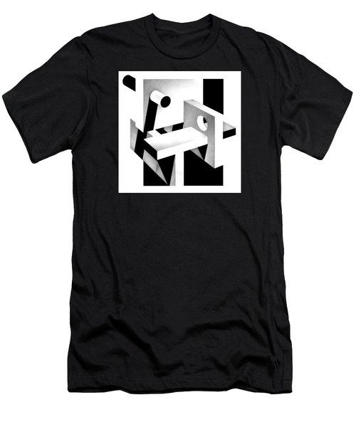 Archtectonic 7 Men's T-Shirt (Athletic Fit)