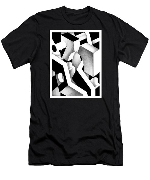 Archtectonic 9 Men's T-Shirt (Athletic Fit)