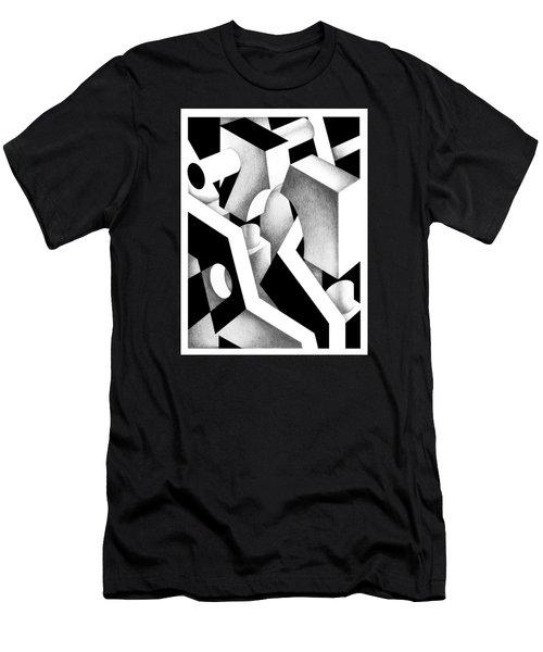 Archtectonic 9 Men's T-Shirt (Athletic Fit)