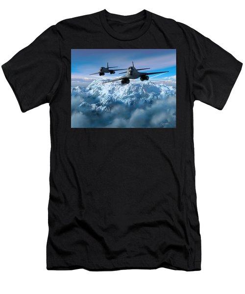 Arctic Blitz Men's T-Shirt (Athletic Fit)