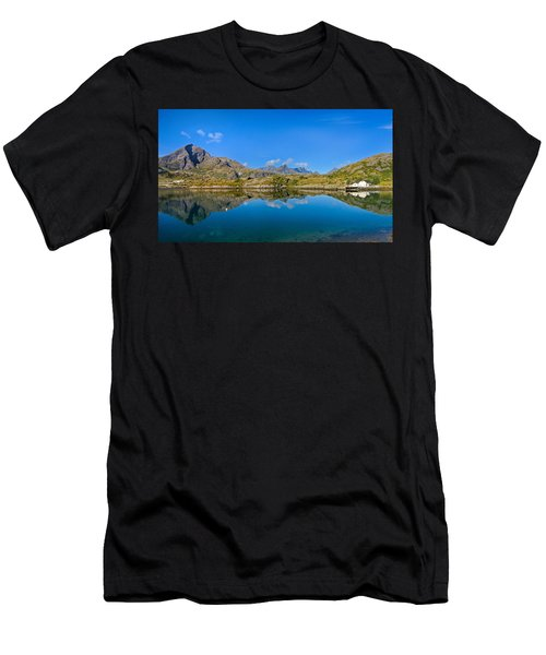 Arctic Reflections Men's T-Shirt (Athletic Fit)