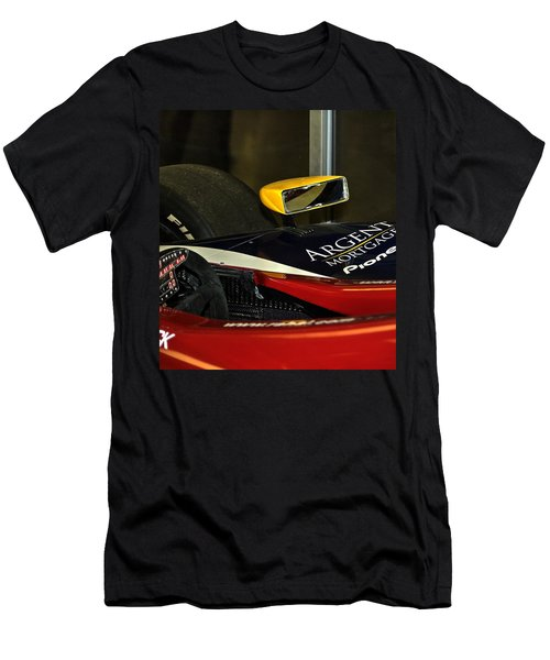 Argent Mortgage Pioneer Indy Car 21162 Men's T-Shirt (Athletic Fit)