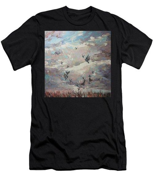 Arioso Men's T-Shirt (Athletic Fit)