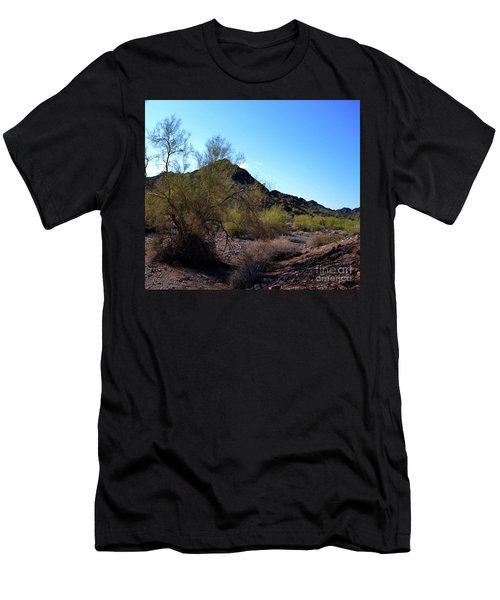 Arizona Desert Men's T-Shirt (Athletic Fit)