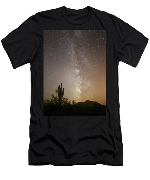 Arizona Night Men's T-Shirt (Athletic Fit)