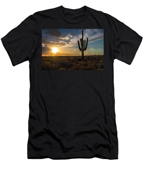 Arizona Vibes Men's T-Shirt (Athletic Fit)
