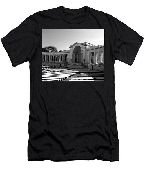 Arlington Memorial Amphitheater Men's T-Shirt (Athletic Fit)