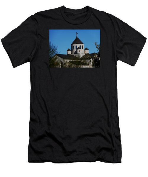 Armenian Church 1 Men's T-Shirt (Athletic Fit)