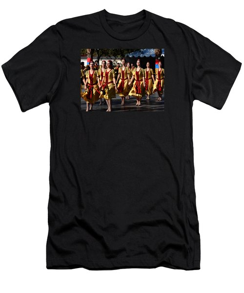 Armenian Dancers 1 Men's T-Shirt (Athletic Fit)