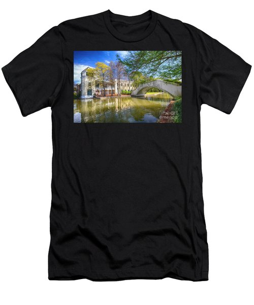 Armstrong Park, New Orleans, La Men's T-Shirt (Athletic Fit)