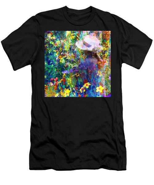 Aromatherapy Men's T-Shirt (Athletic Fit)