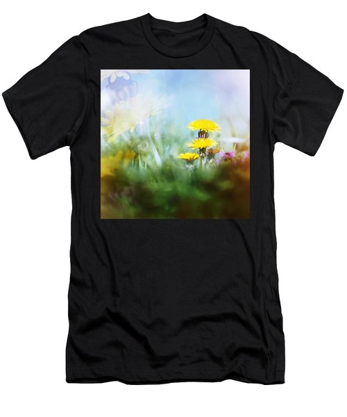 Around The Meadow Men's T-Shirt (Athletic Fit)