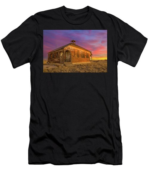 Aroya Sunrise Men's T-Shirt (Athletic Fit)