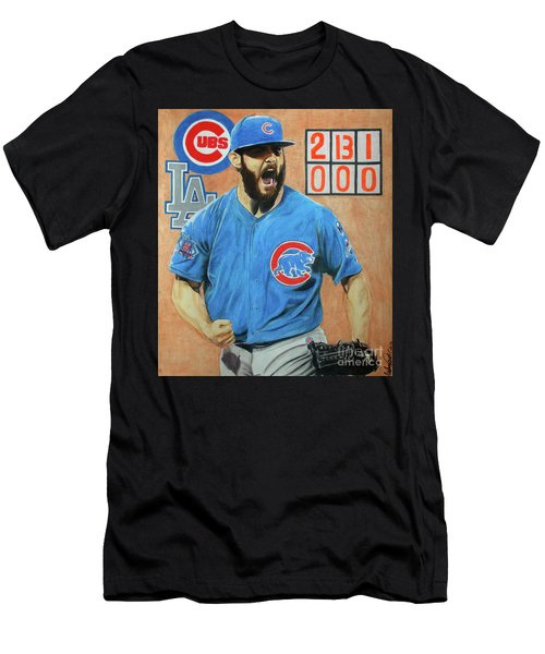 Arrieta No Hitter - Vol. 1 Men's T-Shirt (Athletic Fit)