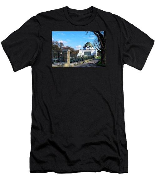 Art Deco Pavillon Men's T-Shirt (Athletic Fit)