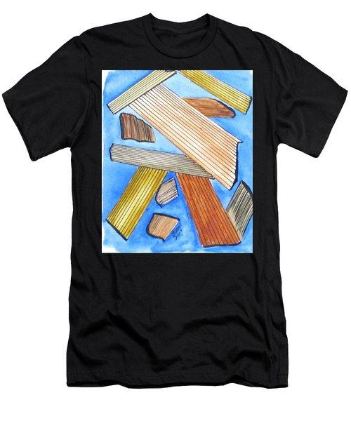 Art Doodle No. 24 Men's T-Shirt (Athletic Fit)