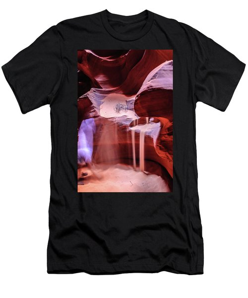 Art From Antelope Canyon Men's T-Shirt (Athletic Fit)