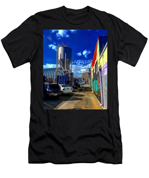 Art In The Alley Men's T-Shirt (Athletic Fit)