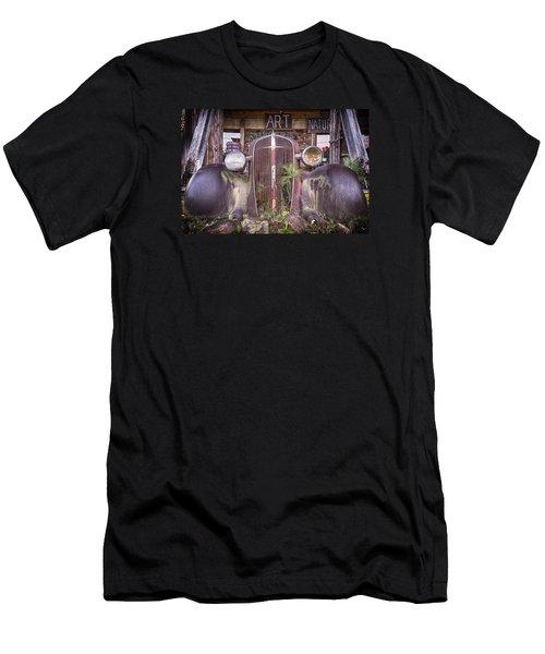 Art Nature Men's T-Shirt (Athletic Fit)