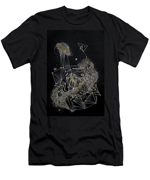 Art Of Allowing Men's T-Shirt (Athletic Fit)