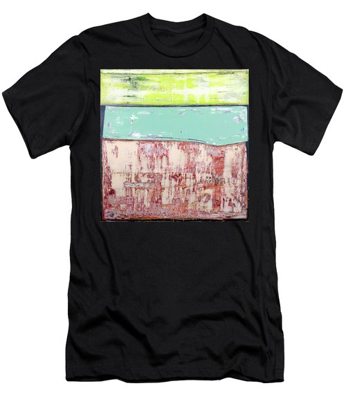 Art Print Abstract 19 Men's T-Shirt (Athletic Fit)