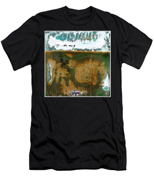 Art Print California 04 Men's T-Shirt (Athletic Fit)