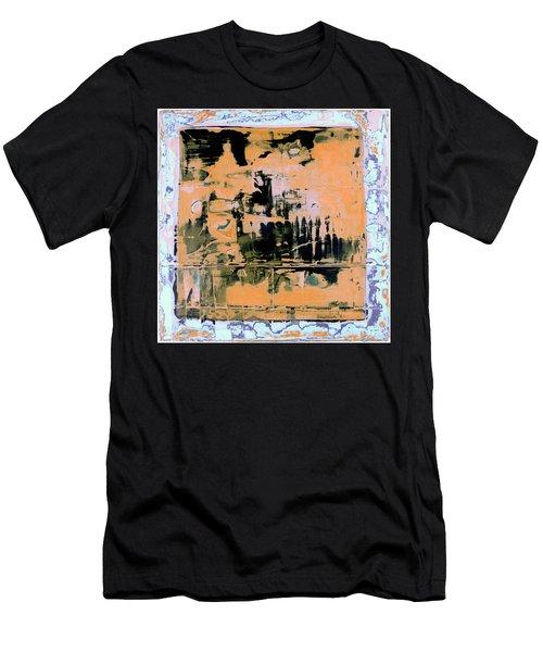 Art Print California 07 Men's T-Shirt (Athletic Fit)