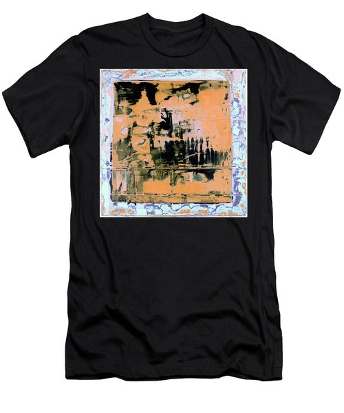 Art Print California 07 Men's T-Shirt (Athletic Fit)