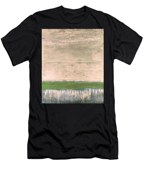 Art Print Nez Perce Men's T-Shirt (Athletic Fit)