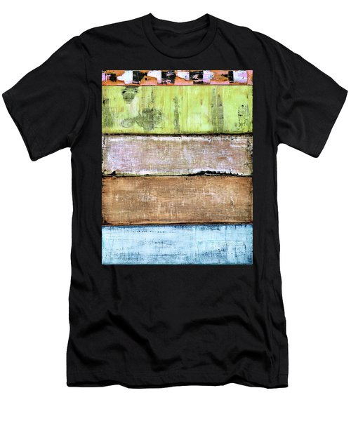 Art Print Sierra 4 Men's T-Shirt (Athletic Fit)