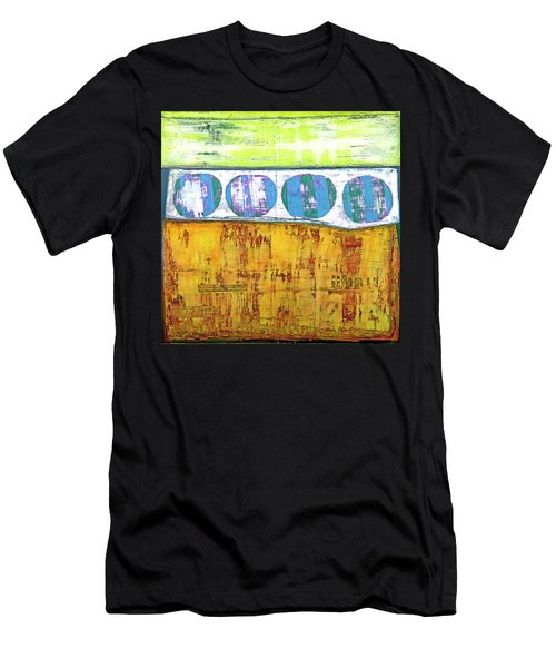 Art Print Venice Men's T-Shirt (Athletic Fit)