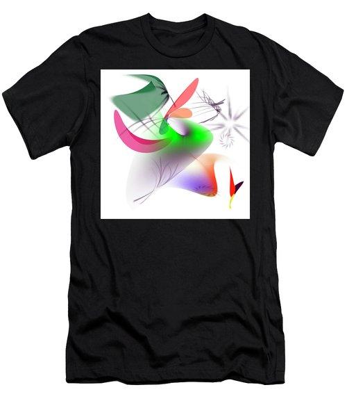 Art_0004 Men's T-Shirt (Athletic Fit)