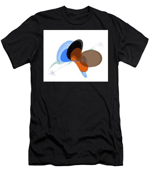 Art_0010 Men's T-Shirt (Athletic Fit)