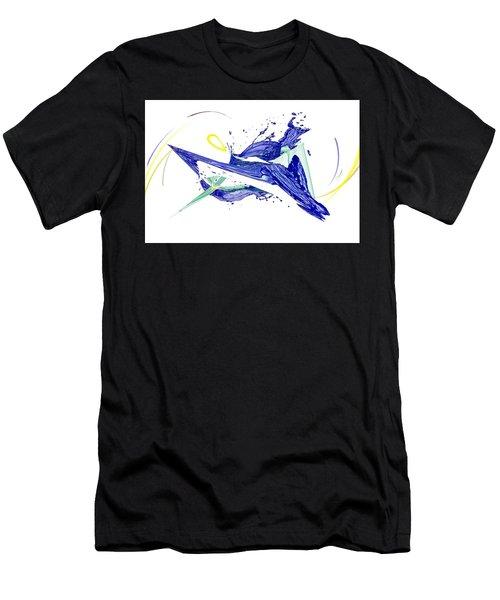 Art_0015 Men's T-Shirt (Athletic Fit)