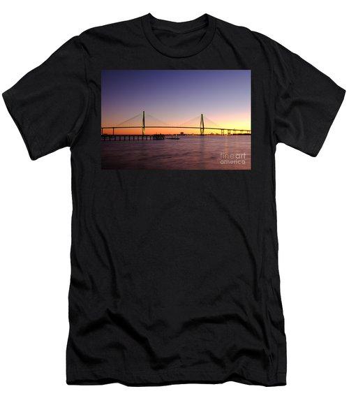 Arthur Ravenel Jr. Bridge Men's T-Shirt (Athletic Fit)