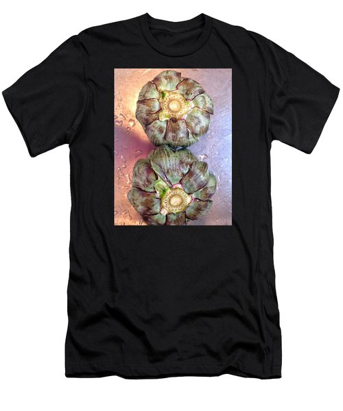 Artichokes In The Sink Men's T-Shirt (Athletic Fit)