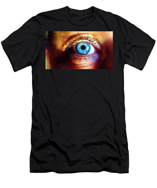 Artist Eye View Men's T-Shirt (Athletic Fit)