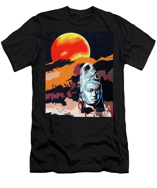 Artistic Vision Of The Almighty Men's T-Shirt (Athletic Fit)