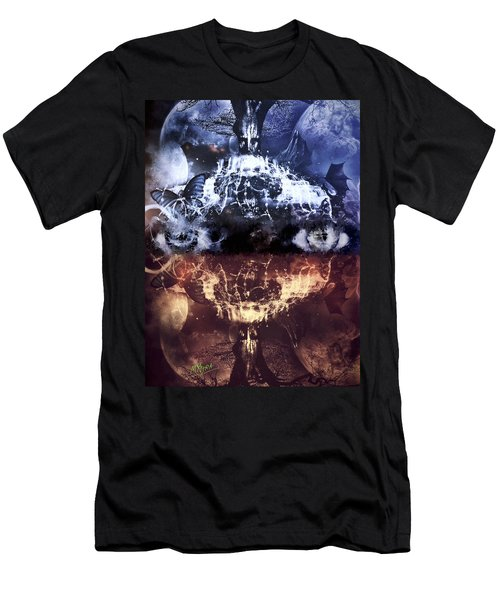 Artist's Vision Men's T-Shirt (Athletic Fit)