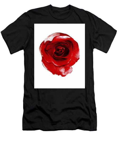 Artpaintedredrose Men's T-Shirt (Athletic Fit)