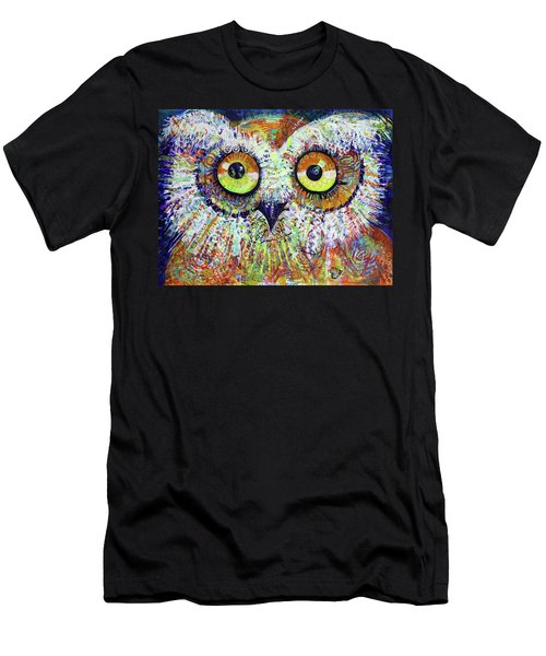 Artprize You That's Hoo Audience Participation Men's T-Shirt (Athletic Fit)