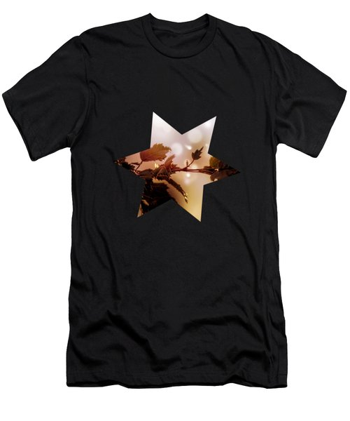 Copper Birch Men's T-Shirt (Athletic Fit)