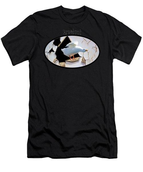 Breakout Men's T-Shirt (Athletic Fit)